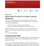 2017-04 - Nieuwsbrief Cultuur in Enschede april 2017 JPG