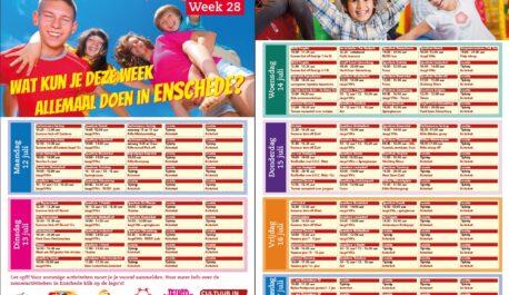 Zomeractiviteiten Enschede